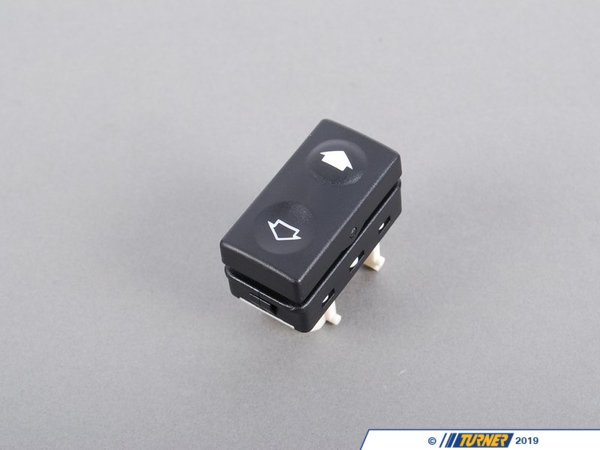 "T#4563 - 61311387916 - Power Window / Sunroof Switch - E36, Z3 - This illuminated power window switch controls the door windows as well as the sunroof on some models.   It is a simple snap in replacement for the factory unit.  NOTE: This switch has a white connector.  Please check the part on your car to assure it has the white connector.  This will not work on ""one touch"" windows.  This item fits the following BMWs:Power Window Switch1992-1998  E36 BMW 318i 318ti 325i 328i M3 - Sedan Sunroof Switch1992-1995  E36 BMW 318i 318is 318ti 325i 325is M3 - Coupe & Sedan - URO - BMW"
