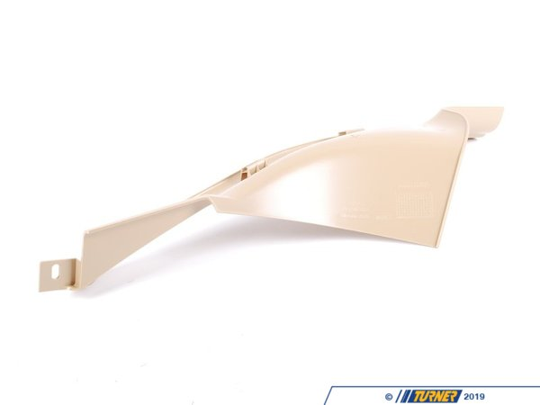 T#111533 - 51477069520 - Genuine BMW Cover Molding, Sill, Inner Rear Right Beige - 51477069520 - Genuine BMW -
