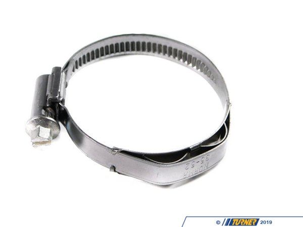 T#35884 - 11531708296 - Genuine BMW Hose Clamp L42-52 - 11531708296 - E34,E38,E39 - Genuine BMW -