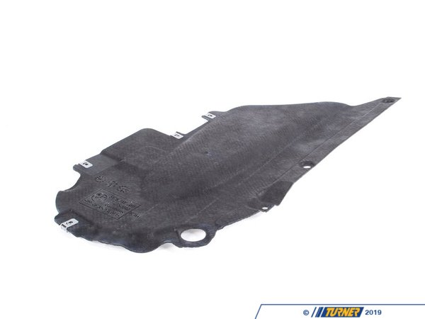 T#119219 - 51757117409 - Genuine BMW Underfloor Coating Center - 51757117409 - E90 - Genuine BMW -