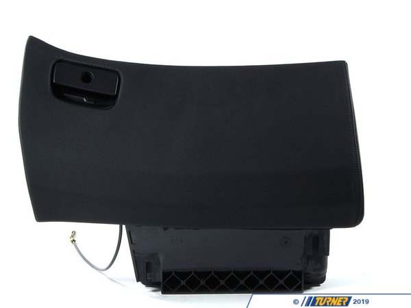 T#85730 - 51168179874 - Genuine BMW Glove Box, Leather Schwarz - 51168179874 - E38 - Genuine BMW -