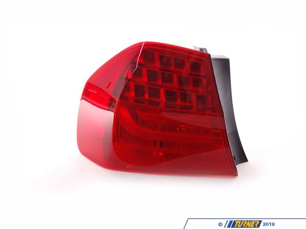 T#5295 - 63217289429 - Tail Light - Left - E90 2009+ - Genuine BMW - BMW
