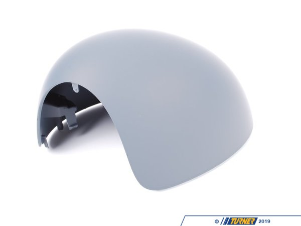 T#82344 - 51162754913 - Genuine Mini Cover, Mirror, Left, Primed - 51162754913 - Genuine MINI -