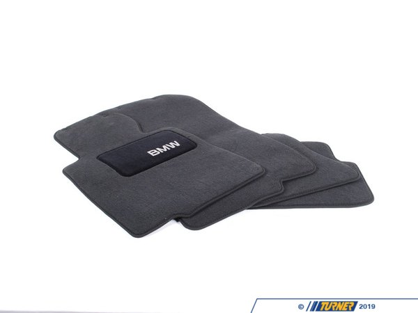 T#24795 - 82110021270 - Genuine BMW Floormat - 82110021270 - Genuine BMW -