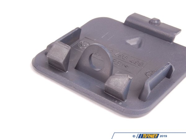 T#77976 - 51122693663 - Genuine BMW Flap, Towing Eye, Primed M - 51122693663 - E39,E39 M5 - Genuine BMW -