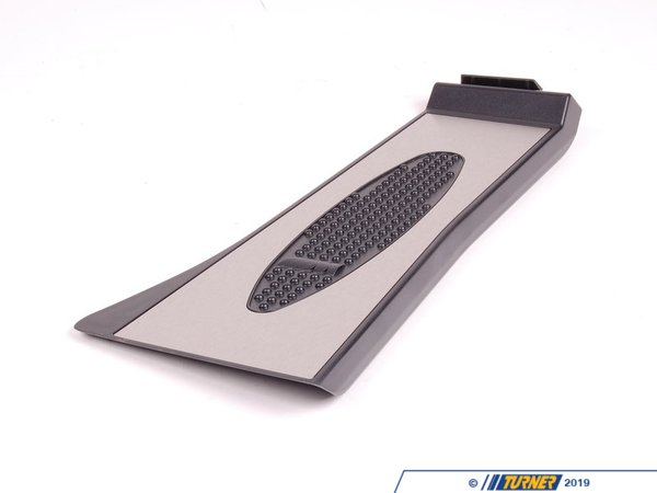 T#111977 - 51477216994 - Genuine BMW Foot Rest M - 51477216994 - E70 X5,E71 X6,F15,F16 - Genuine BMW -