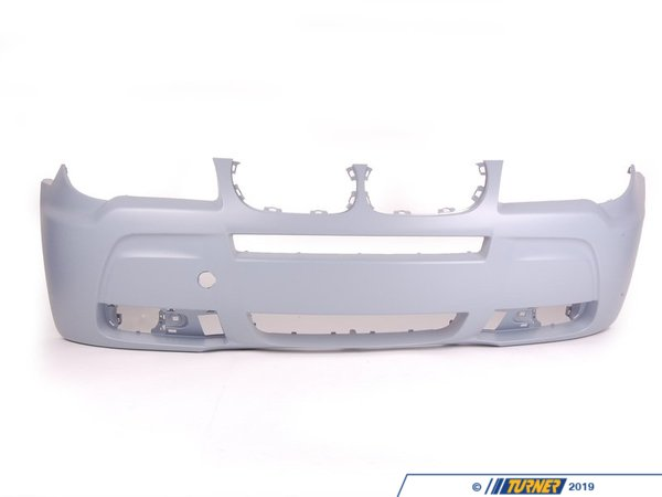 T#75871 - 51113415400 - Genuine BMW Trim Cover, Bumper, Primered, Front M - 51113415400 - E83 - Genuine BMW -