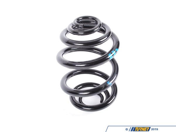 T#19997 - 33536756983 - Genuine BMW Barrel Spring Rear 33536756983 - Genuine BMW -