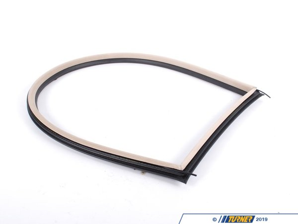 T#95048 - 51368252623 - Genuine BMW Gasket, Vent Window Inner Hellbeige - 51368252623 - E46 - Genuine BMW -