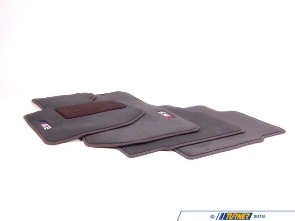 T#14223 - 82111469805 - Accessories Floor Mat 82111469805 - Genuine BMW -