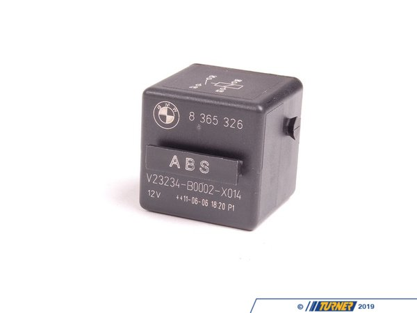 T#10632 - 61358365326 - Genuine BMW Electrical Relay, Make Contact, Light P 61358365326 - Genuine BMW -