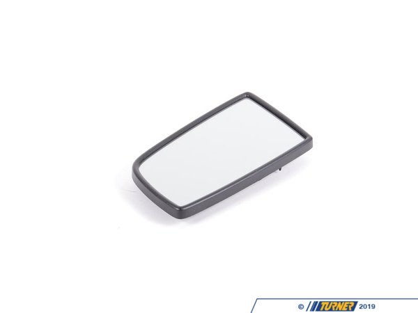 T#83498 - 51167116747 - Genuine BMW Mirror Glas Heated Plane Left - 51167116747 - E63 - Genuine BMW -