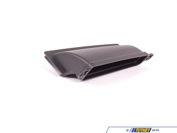 T#43185 - 13717547591 - Genuine BMW Intake Duct, Right - 13717547591 - E82,E82 1M Coupe - Genuine BMW -