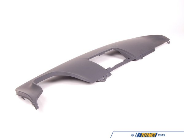 T#78736 - 51127897216 - Genuine BMW Cover For Diffuser, Primed M - 51127897216 - Genuine BMW -