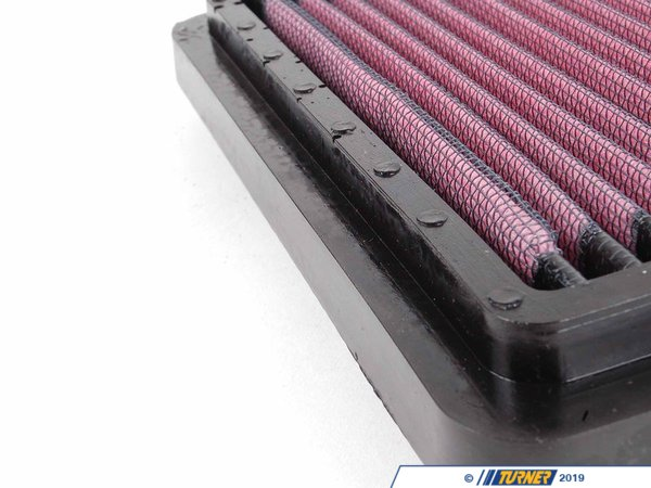 T#4005 - 33-2005 - 3.0si, 320i 80-83, 318i 84-86, 5/6/7-series 77-86, E30 M3, E30 323i K&N High-Flow Air Filter - K&N - BMW