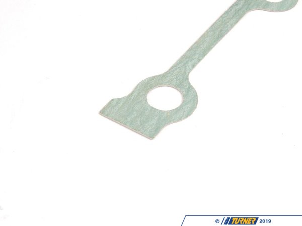 T#19034 - 11141727981 - Genuine BMW Gasket Left Asbesto-Free - 11141727981 - E30 - Genuine BMW -