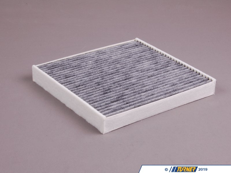 T#340654 - 64319195194 - Microfilter - Cabin Air Filter - Activated Charcoal - E85 E89 Z4 2.5i 3.0i 3.0si Z4M - Mann - BMW