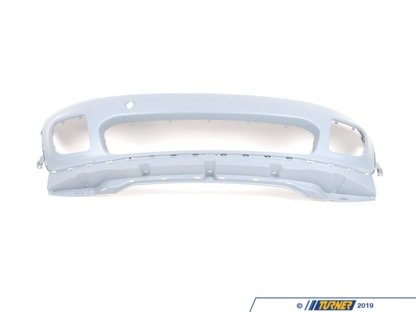 T#75269 - 51110404108 - Genuine MINI Trim Cover, Bumper, Primered - 51110404108 - Genuine Mini -