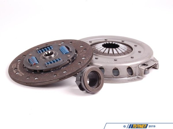 T#11490 - 21212226428 - Clutch Kit - E28 M5, E34 M5 3.6, E24 M6/M635CSi - Genuine BMW - BMW