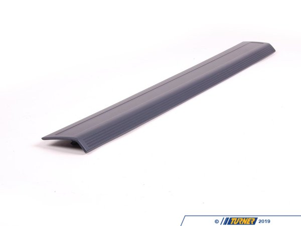 T#112884 - 51478174505 - Genuine BMW Front Left Sill Strip Marineblau - 51478174505 - E38 - Genuine BMW -