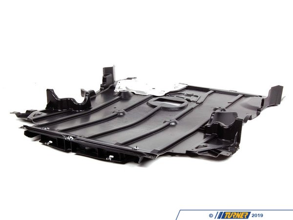 T#119493 - 51758046333 - Genuine BMW Underhood Shield -M- - 51758046333 - E92 - Genuine BMW -