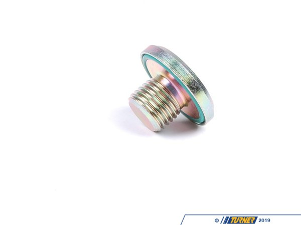 T#51370 - 24117507555 - Genuine BMW Screw Plug M14X1,5 - 24117507555 - E39,E46,E85 - Genuine BMW -