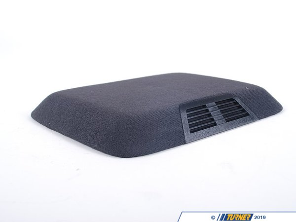 T#106439 - 51448249977 - Genuine BMW Cover F Ultrasonic Burglar A - 51448249977 - Schwarz - Genuine BMW -