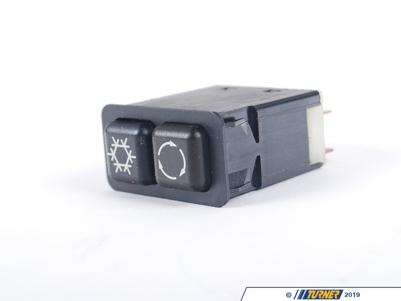 T#10538 - 61311372051 - Air Conditioner Switch - E30 1984-1996 - Genuine BMW - BMW