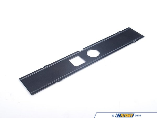 T#102275 - 51431960983 - Genuine BMW Cover F Vertical Safety Belt - 51431960983 - Schwarz - Genuine BMW -