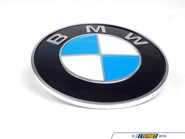 T#8818 - 51141801560 - Genuine BMW Trim Badge 51141801560 - Genuine BMW -