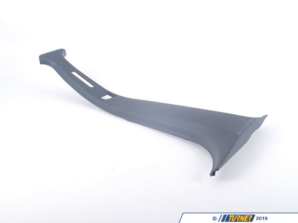 T#104634 - 51438173502 - Genuine BMW Covering Column-Center Right Grau - 51438173502 - E36 - Genuine BMW -