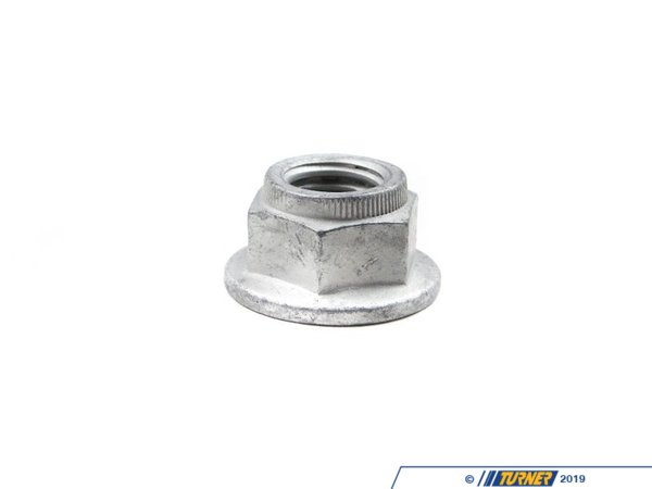 T#6399 - 07119905753 - Genuine BMW Self-locking Hex Nut 07119905753 - Genuine BMW -