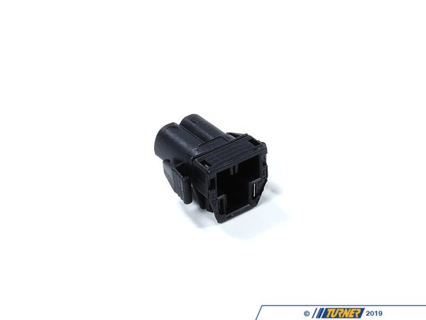 Genuine BMW Genuine BMW Plug Housing 3 Pol. - 61131378410 - E30,E34,E36 61131378410