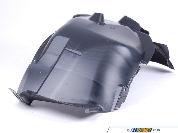 T#24230 - 51717207649 - Genuine BMW Cover, Wheell Housing, Front Left - 51717207649 - E82 - Genuine BMW Cover, Wheell Housing, Front Left - This item fits the following BMW Chassis:E82 - Genuine BMW -