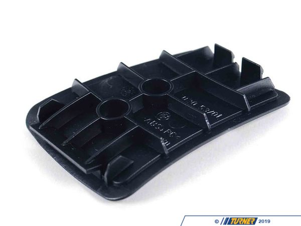 T#105140 - 51438407172 - Genuine BMW Covering Right Schwarz - 51438407172 - Genuine BMW -