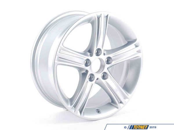 T#66712 - 36116796242 - Genuine BMW Light Alloy Rim - 36116796242 - Genuine BMW -