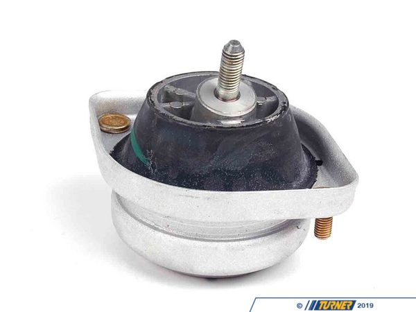 T#7556 - 22111092824 - OEM Lemforder Right Engine Mount - E39 540i, E38 740i/iL/750iL - Lemforder - BMW
