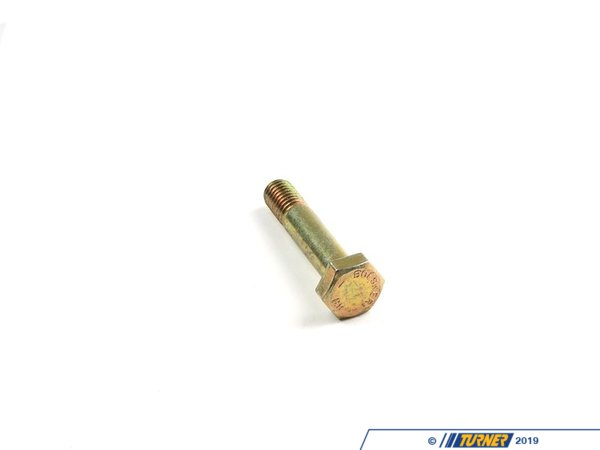 T#7661 - 26111225054 - Genuine BMW Hex Bolt M10X50/8.8 - 26111225054 - E30 - Genuine BMW -