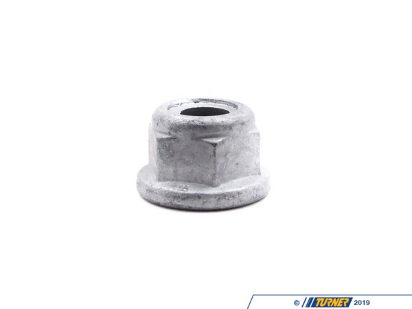 T#12513 - 22116779973 - Genuine BMW Flange Nut M10 - 22116779973 - E36,E46,E85 - Genuine BMW -