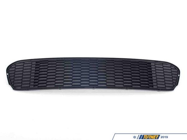 T#75271 - 51110404124 - Genuine MINI Grill, Air Intake, Lower Schwarz - 51110404124 - Genuine Mini -