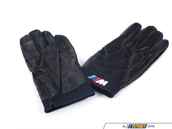 T#163276 - 80160435737 - Genuine BMW Driving Glove - 80160435737 - Genuine BMW -