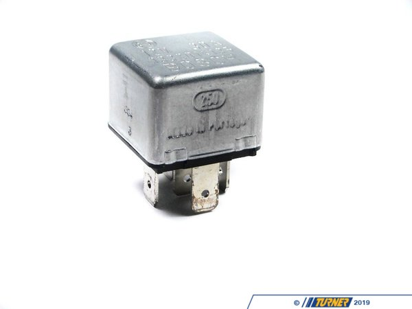 Genuine BMW Genuine BMW Relay - E23, E28, E24, E30 12631710726