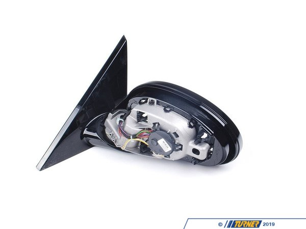 T#83947 - 51167185335 - Genuine BMW Outside Mirror Heated With M - 51167185335 - Genuine BMW -