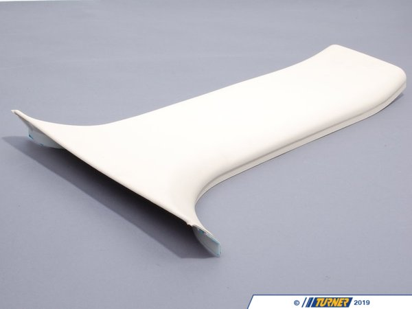 T#104964 - 51438250933 - Genuine BMW Covering Column-center Lower - 51438250933 - Pearlbeige - Genuine BMW -