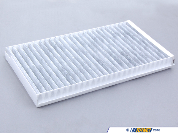 T#4541 - 64319171858 - Microfilter - Cabin Air Filter - Activated Charcoal - E60 E63 - Mann - BMW