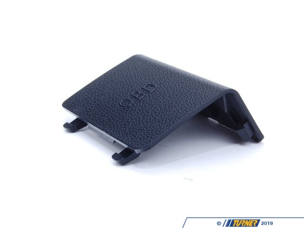 T#103628 - 51437147538 - Genuine BMW Obd Plug Cover Schwarz - 51437147538 - E90,E92,E93 - Genuine BMW -