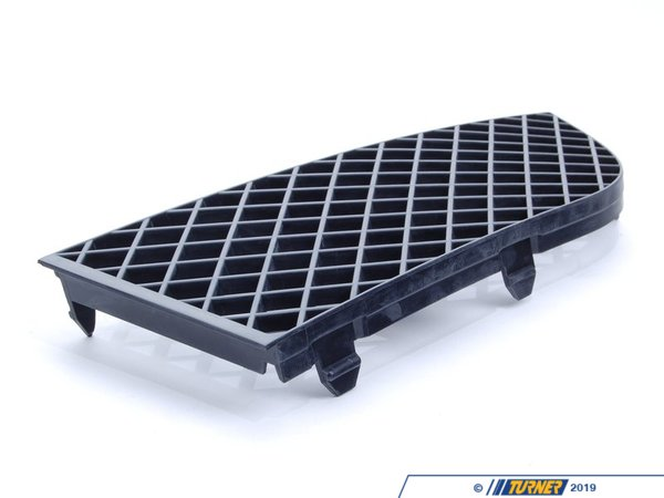 T#76211 - 51117135563 - Genuine BMW Grid Lateral Left - 51117135563 - E65 - Genuine BMW -