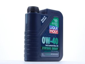 Liqui Moly Voll-Synthese Energy 0w-40 Engine Oil - 1 Liter