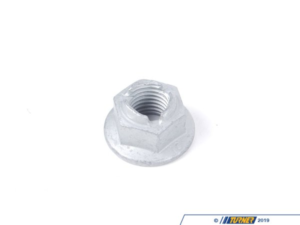 T#67789 - 37106789678 - Genuine BMW Hex Nut With Flange - 37106789678 - Genuine BMW -