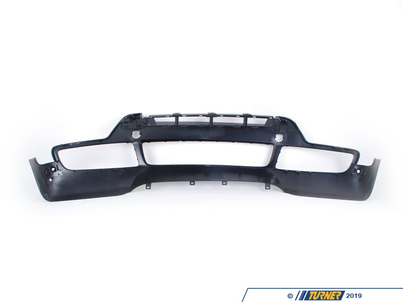 51117172402 Genuine Bmw Trim Panel Bumper Front Pdc